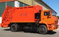 Мусоровоз КАМАЗ КО-427- 52