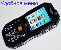 Мобильный телефон ленд ровер Land Rover S16 2,4'' 2Sim 10000 mAh, фото 2