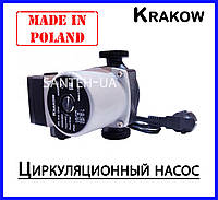 Циркуляционный насос для систем отопления 25/40/130 Krakow(Польша)