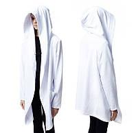 Женская белая мантия под заказ
