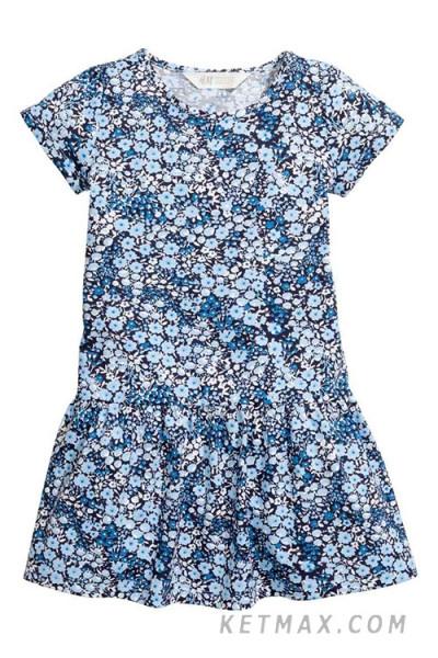 Летнее платье H&M для девочки