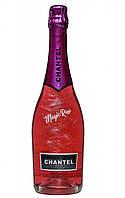 Напій винний Chantel Magic Rose н/сол. сильногазований 0,75 л