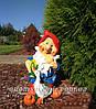 Садовая фигура Гномы средние и Скромница, фото 5
