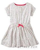 Летнее платье Osh Kosh для девочки