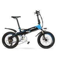 Электровелосипед LANKELEISI G660 1373
