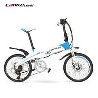 Электровелосипед LANKELEISI G660 447