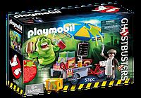 Playmobil 9222 Лизун и торговая тележка с хот-догами, фото 1
