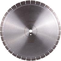 Круг алмазный Baumesser Asphalt Pro 500 мм отрезной сегментный диск по асфальту и свежему бетону, Дистар