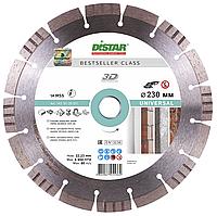 Круг алмазный Distar Bestseller Universal 232мм 1A1RSS/C3 универсальный сегментный отрезной диск для УШМ