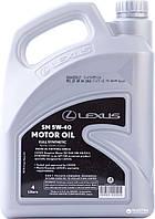 Масло моторное Lexus Motor Oil 5W-40 (08880-83717) 4 л.