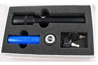Лазерная указка. лазер сверхмощный HYLaser 303 1000mW, красный, фото 3