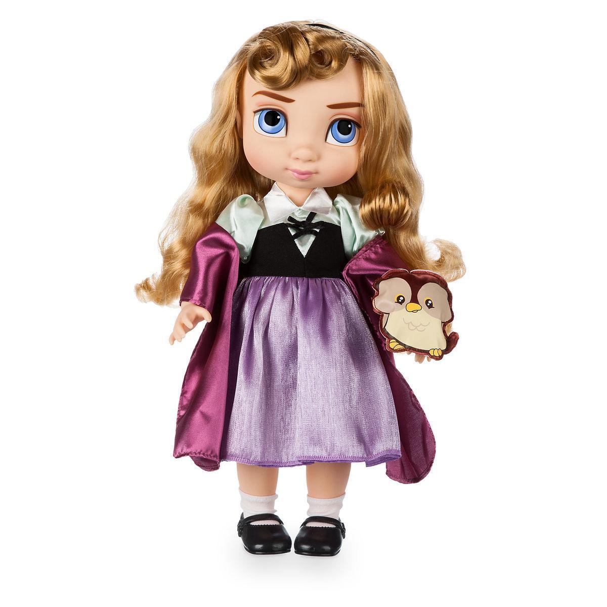 Disney Animators Дисней Аниматор Кукла принцесса малышка Аврора