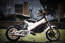 Электромотоцикл ZEF 1