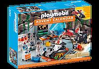 Конструктор Playmobil 9263 Адвент календарь База шпионов, фото 1