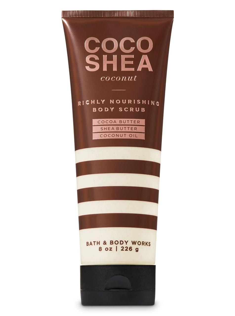 Скраб для тела Bath&Body Works CocoShea Coconut