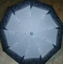 Зонт полуавтомат Мегаполис