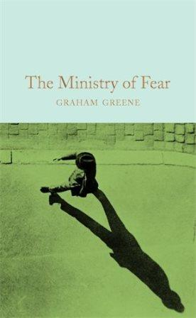 Книга The Ministry of Fear