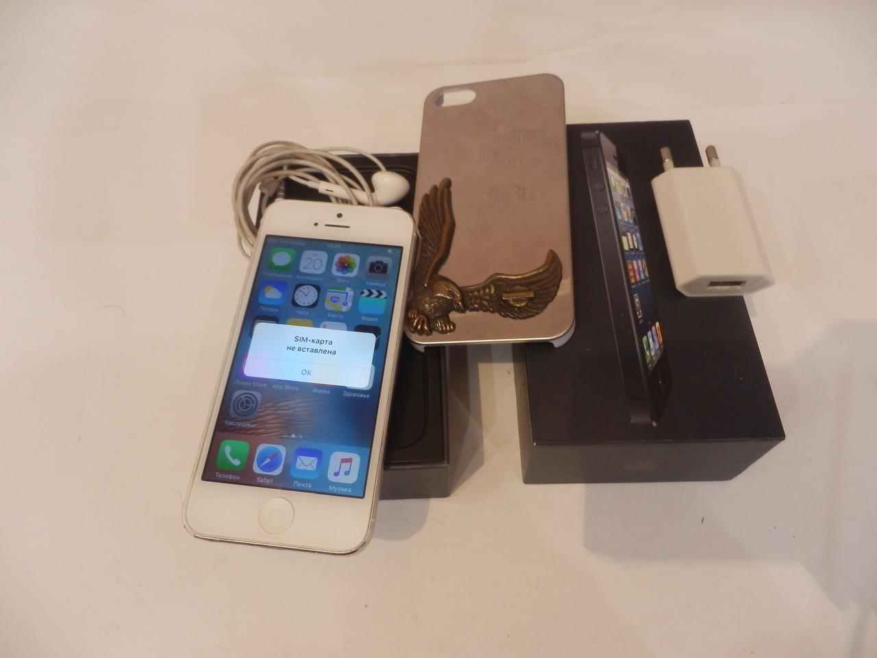 Мобильный телефон Iphone 5 №5793