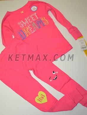 Пижамы Carter's для девочки поштучно, фото 2