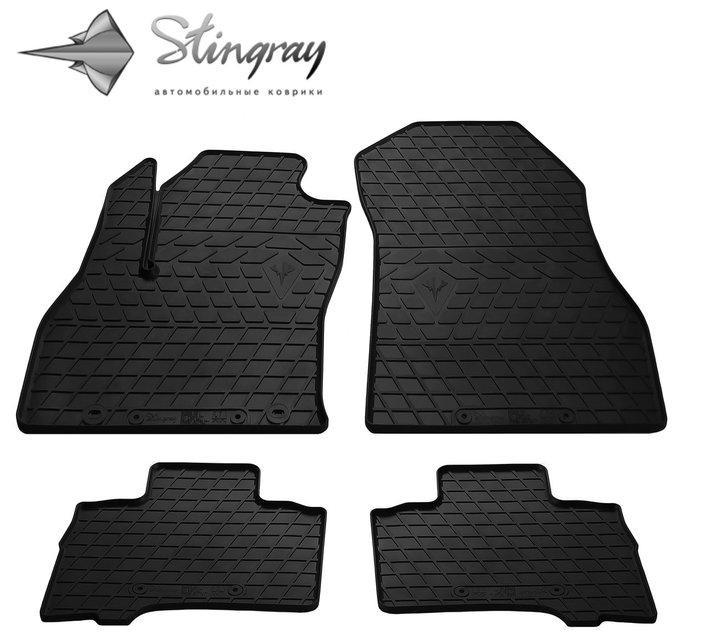 Автомобільні килимки на Peugeot Bipper 2008 - Stingray