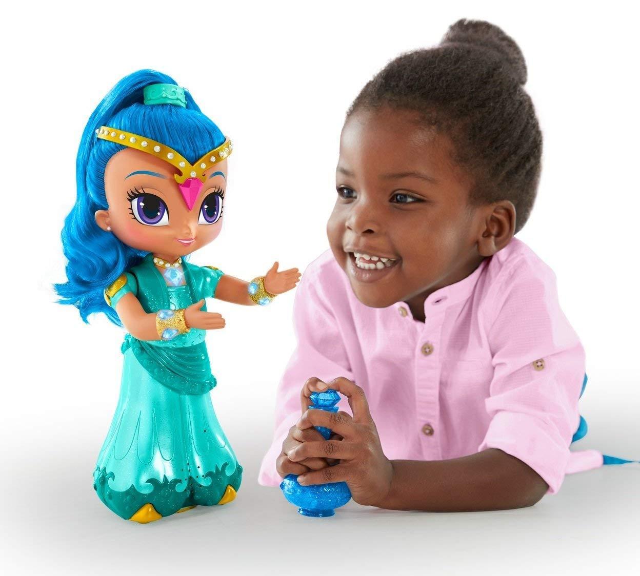 Большая интерактивная кукла серии Shimmer & Shine Шайн