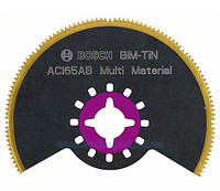 Сегментированный пильный диск Bosch BIM-TiN ACI 65 AB Multi Material
