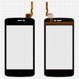 Сенсорний екран для смартфону Qumo Quest 401, 402 #ZXC040-010A1, чорний