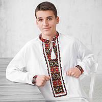 Вишита сорочка Традиційна (ручна робота) - 42 воротнік