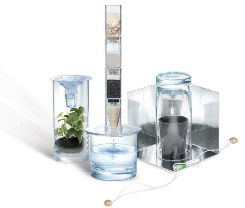 4M Система фильтрации воды, конструктор для развития детей