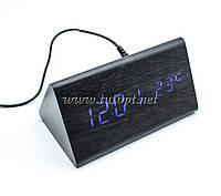 """Часы-Будильник VST-861 с температурой и подсветкой  USB/4R3/AAA """"В наличие разные цвета"""""""