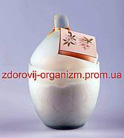"""Полировочная соль для тела """"Медовый Цветок Востока"""" для выведения токсинов и целлюлита"""