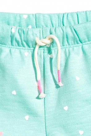 Шорты H&M для девочки, фото 2