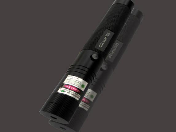 Лазерная указка ,лазер сверхмощный, красный 303. 3000mW, фото 2