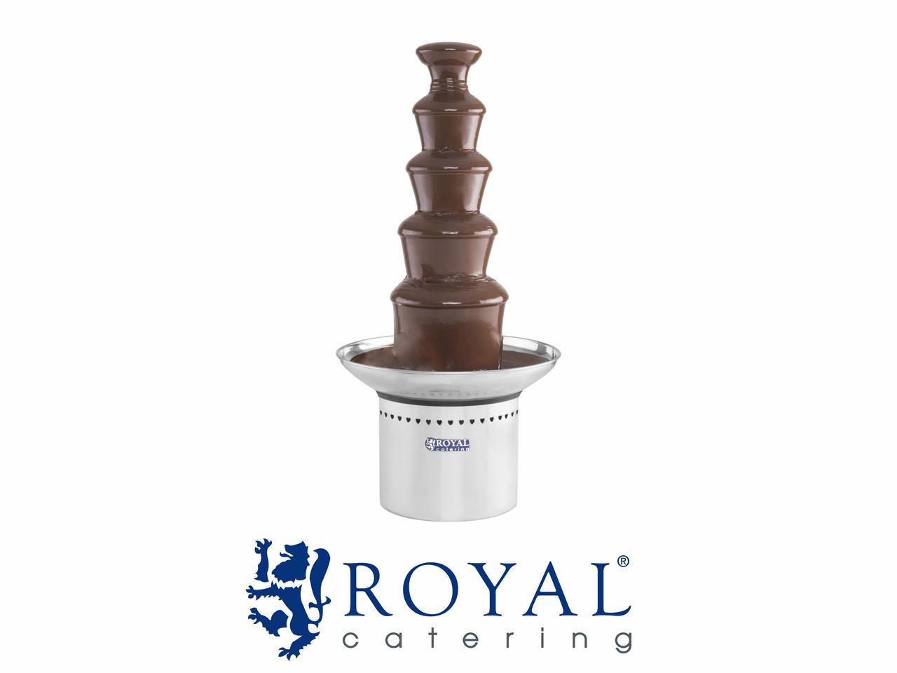 Шоколадный фонтан ROYAL, фото 1