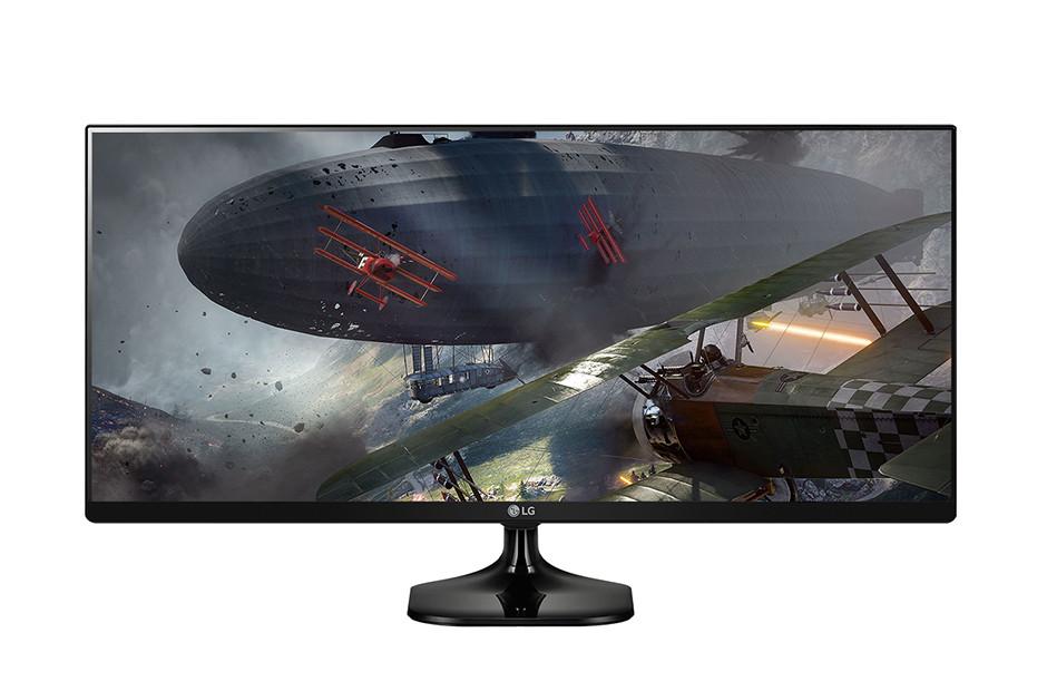 UltraWide монитор LG 29UM58-P ActionSync HDMI кабель
