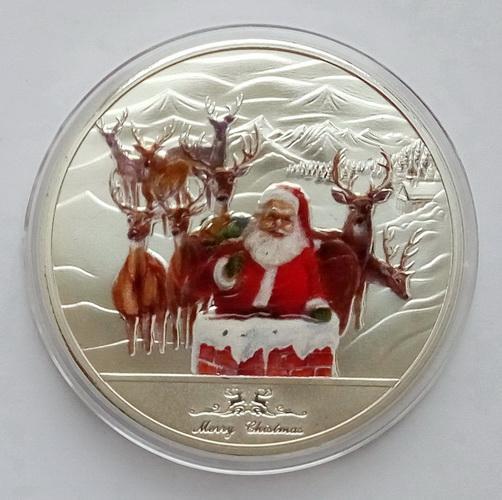 Merry Christmas and Happy New Year (Счастливого Рождества и Нового Года) №3