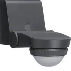Датчик движения наружной установки IP-55, 10A, 360°, антрацит hager