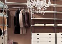 Гардеробные комнаты – удобно и эргономично.