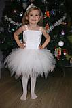 Сукня сніжинка прокат Київ 150грн, фото 5