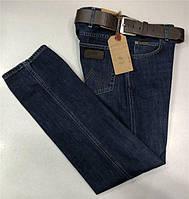 Мужские джинсы Wrangler D5327 темно-синие