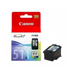 Картридж CANON CL-511 Color (2972B007)