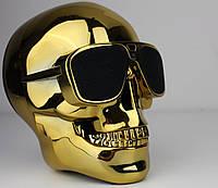 Портативная акустика колонка Aeroskull XS Gold, КОД: 197549