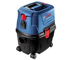 Строительный пылесос Bosch (Бош) GAS 15 PS Professional (06019E5100)