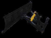 """Отвал ОТ-160 """"Володар"""" с гидроцилиндром для минитрактора"""