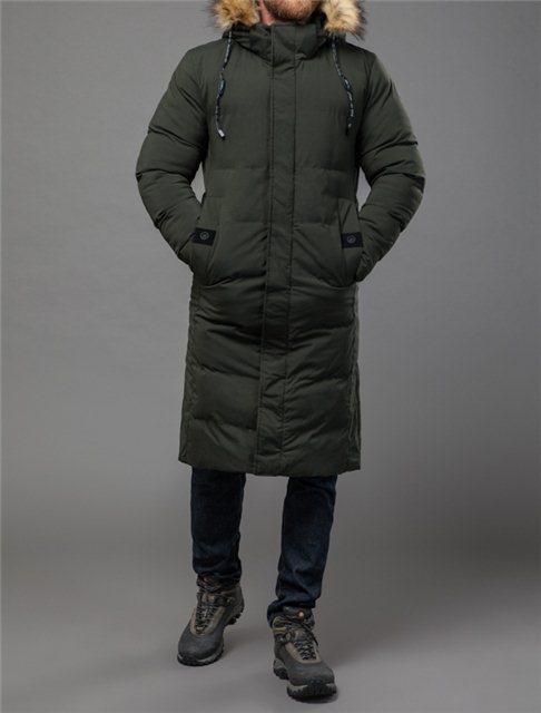 Зимняя куртка Tiger Force 21684 Хаки