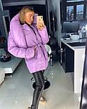 Женская зимняя куртка (4 цвета), фото 7
