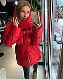 Женская зимняя куртка (4 цвета), фото 6