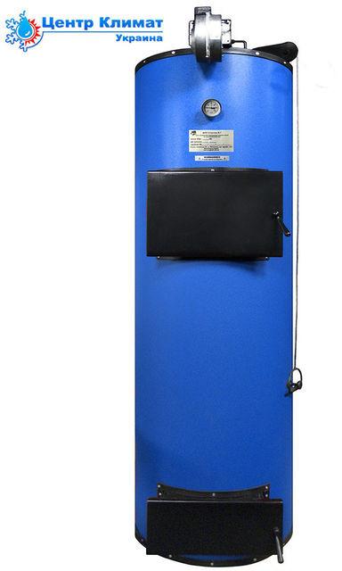 Котел твердотопливный бытовой SWaG 30 кВт (Сваг), котел длительного горения.