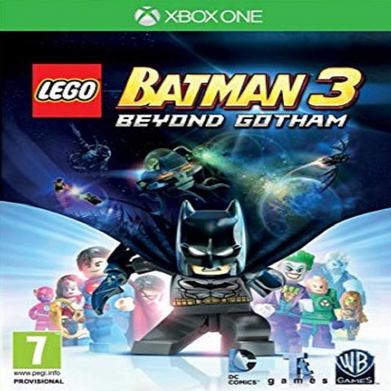 LEGO Batman 3: Beyond Gotham  (русские субтитры) XBOX ONE