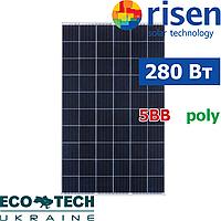 Солнечная панель Risen RSM60-6-280P поликристалл